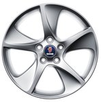 Set of alloy wheels ALU88